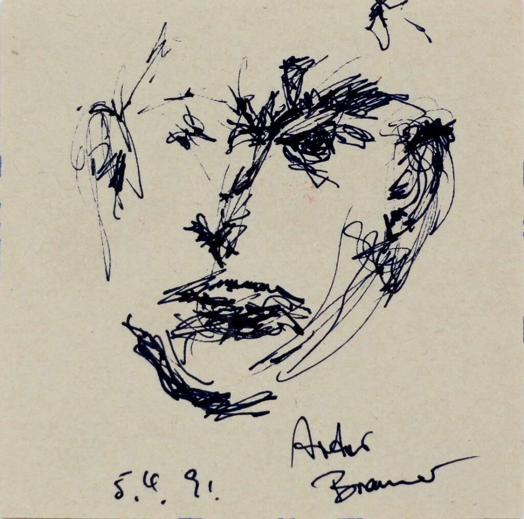 Pascale Mer 160 - Portrait