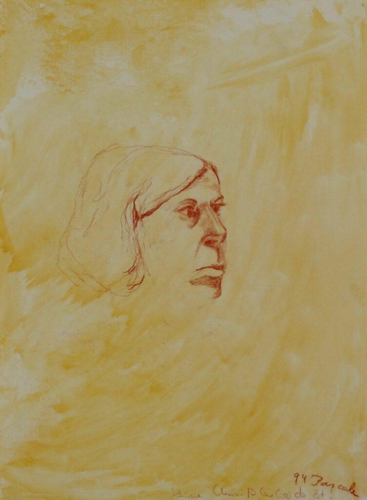 Pascale Mer 185 - Portrait