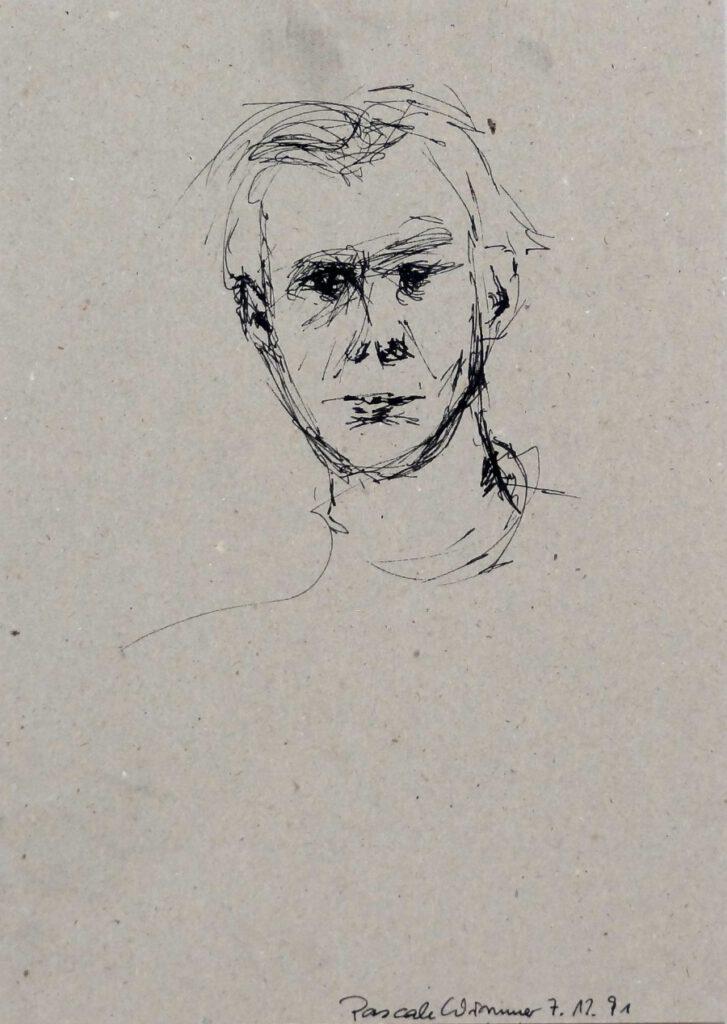 Pascale Mer 217 - Portrait